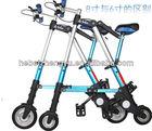 Mini A-bike Folding Bicycles for Adults
