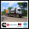 road maintenance crushed stone distributor truck