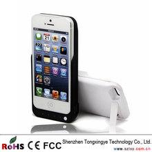 1900mAh Battery Case Backup Battery Case For Iphone 5 Charger Case Battery Pack For IPhone 5S