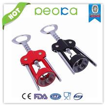 manual wine opener corkscrew/Zinc Alloy