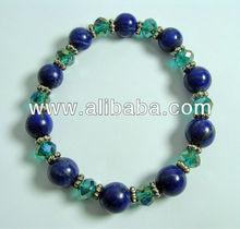 Lapis Lazuli Handmade Bracelet