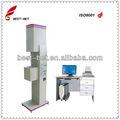 capilar de plástico reómetro analizador de
