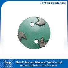 Concrete Diamond Floor Grinding Plate-Removal of coating epoxy