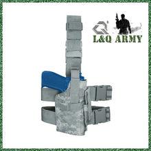 Military Tactical Drop Leg Pistol Holster