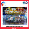China manufacturer amusement park rides plastic carousel horse for sale