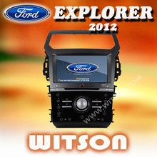 WITSON A8 Chipset FORD EXPLORER 2012 radio dvd player HD 1080P 1G CPU 512M RAM 3G/ wifi/DVR (Option)