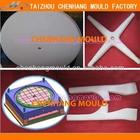 Concrete table molds
