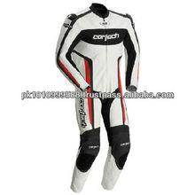 Honda 100 % Genuine leather motorbike motorcycle racing suit