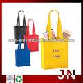 La impresión de grandes no- tejido de bolsas de vegetales, eco friendly compras bolso no tejido