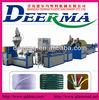 Soft PVC transparent garden pipe production line