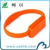 custom logo silicone bracelet usb flash drive for promotional gifts