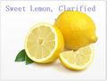 Douce de jus de citron concentré