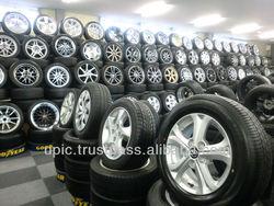 Car alloy wheels 14 inch used mede in japan high quality bbs rays bmw amg work enkei toyota