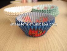 Cupcake wrapper, cupcake liner, cake tray