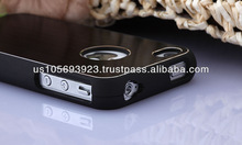 Stocks 2 Piece Aluminum Hard Combo Case For Iphone4 4S 4G