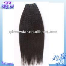 2013 Grade 6A Brazilian/ Peruvian/ Vietnam/ Mongolian kinky curly hair styling