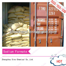dyeing,printing,leather tanning raw chemicals sodium formate manufacturer