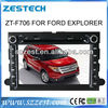 ZESTECH 7 inch Touch Screen Car DVD GPS for FORD FUSION EXPLORER GPS/Radio/3G/Phonebook/ iPod/mp4/mp5/USB/DVR/SWC Car DVD GPS