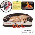 Sofá cama de lujo para mascotas perro camas( yf5129)