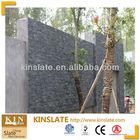Kinslate S-0508XZ black wall decorative brick stone tile