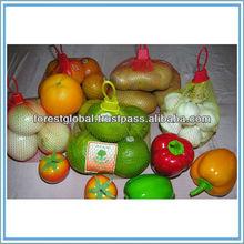 Packing Vegetable And Fruit Mesh Bag/Raschel Bag/Net Bag