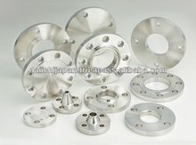 Japanese standard SUS304 flange it can respond to various shapes