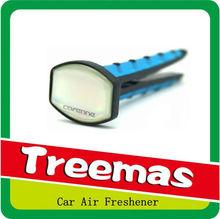 2015 most popular home air vent air freshener/ vent clip car perfume