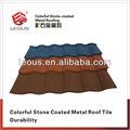 輸出品質ローマンタイプ、 アルミニウム亜鉛鋼板製屋根のコーティングされた金属tiles|stoneroof|roof帯状疱疹