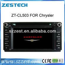 ZESTECH DVD Distributer HD touch screen auto radio gps car radio dvd gps navigation system for Chrysler Sebring Dodge Jeep
