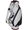 "Golf Bag China Manufactuer 9"" PU Golf Bag with Rainhood"