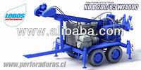 Perforadora de Pozos Profundos / Well Drilling Machine