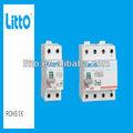 El rcd dxl europea rcd para uso industrial, comercial, la vivienda de corriente residual disyuntor 240v/415v