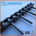Extendido 06b-1 pin horno del transportador de cadena