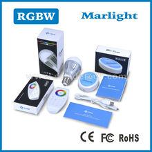 Smart Home/RGBW/WIFI control led bulb dimmable e14 e26 e27 b22 5w led bulb car h4 led headlight bulbs