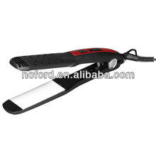 hair straightener with ceramic coating plates CE ROHS