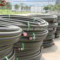 Tuyau de polyéthylène de pour l'irrigation