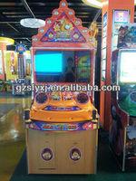 Simulator redemption ticket machine Lay an egg