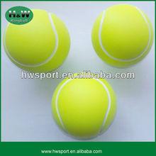 hot selling hollow rubber tennis ball, sport balls