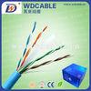 High quality utp cat6 passing fluke testing network cable