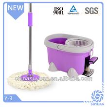 Super balai de nettoyage en acier inoxydable de nettoyage