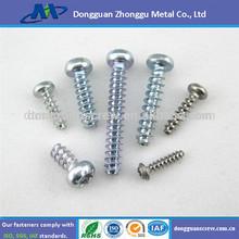 M5*1.8 PT Thread Forming Screw for Plastics, Stainless Steel WN1411 PT thread Screw