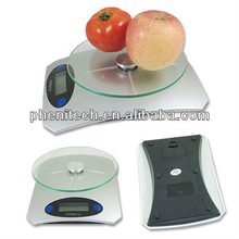 7KG/1G Digital Kitchen Scale Multifunction LCD Electronic Food Weighing