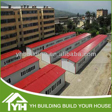 Chinese Well-adapted low cost prefabricated K house