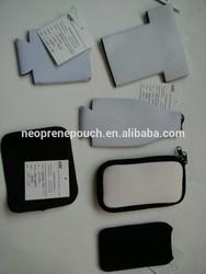 blank white color neoprene cooler for sublimation