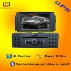 Can bus benz C200 (W203,W204) car dvd gps built-in gps /bluetooth /tv /reverse camera