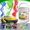 450ml Colorful Removable Plastic Dip Spray Paint Wholesaler