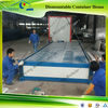 Long Lifespan Site Office Portable Demountable Container House