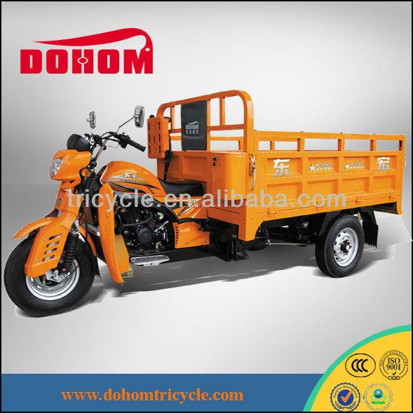 2013 hot heavy triciclo de carga cargo 3 wheel motorcycle