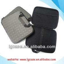 9.7inch hard eva shockproof fancy tablet pc case with shouler belt, more convenient