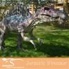 Outdoor Dinosaur Figurines Decoration